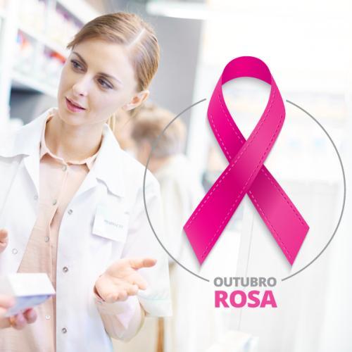 Câncer de mama: a importância da orientação farmacêutica