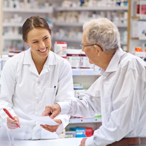 Farmacêutico: sinônimo de mais saúde para a população