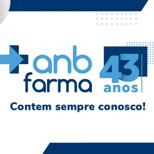 ANB Farma: distribuidora completa em prol do seu negócio!