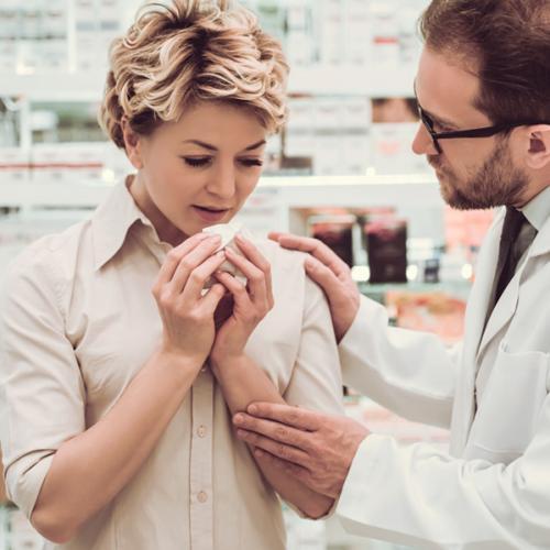 O mercado de antigripais nas farmácias