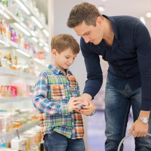 Categoria de higiene e beleza masculina: mais vendas no Dia dos Pais