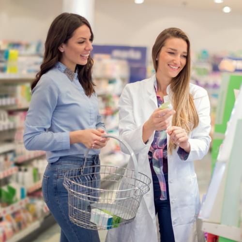 Dia da Mulher: mais vendas da categoria feminina para sua farmácia