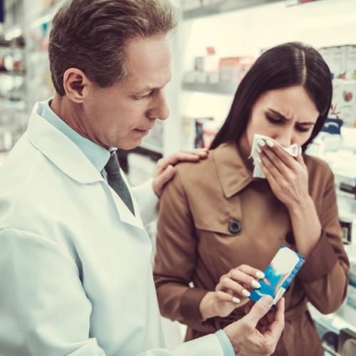 O papel fundamental do farmacêutico nas doenças de inverno