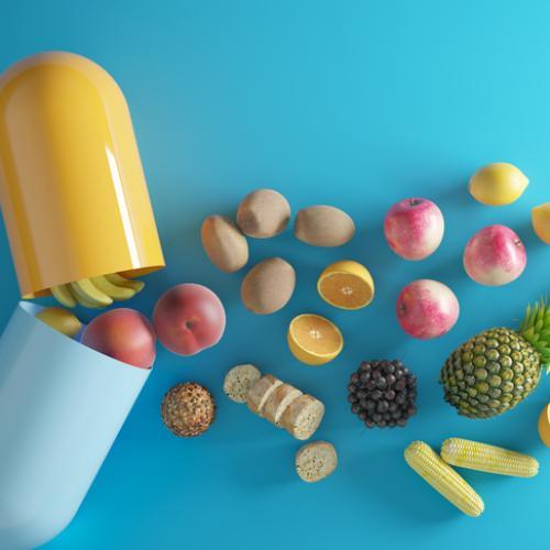 Categoria de vitaminas: saúde e vendas em alta